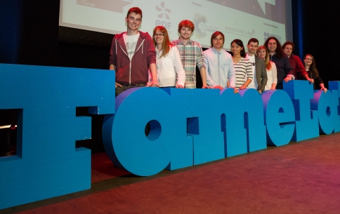 FameLab UK Finalists 2015