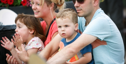 Cheltenham Music Festival Family Day 2015