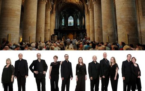 Tallis Scholars / Tewkesbury Abbey