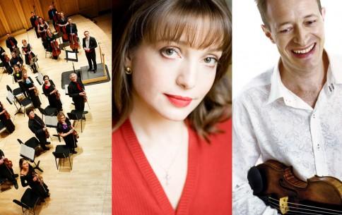 Welsh Sinfonia / Roxanna Panufnik / Anthony Marwood