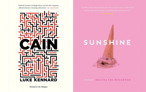Cain by Luke Kennard and Sunshine by Melissa Lee-Houghton