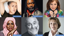 WIN up to £150 of #cheltlitfest tickets plus £100 of Waterstones Gift Vouchers