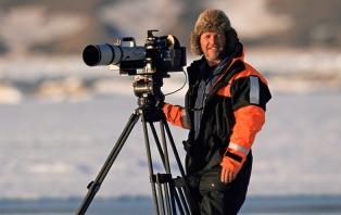 Doug Allan: Adventures Of A Wildlife Cameraman