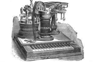 Make Your Own Telegraph Machine