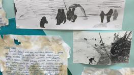 Greatfield Park Primary School - Pupil Artwork