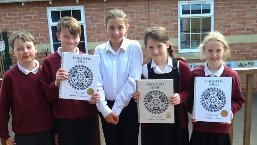 Reading Teachers = Reading Pupils...Slimbridge Primary School