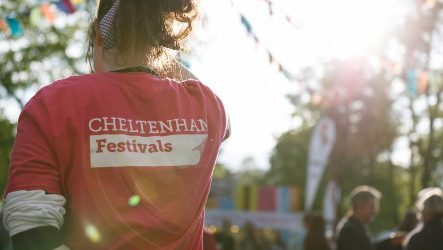 Cheltenham Festival Volunteers