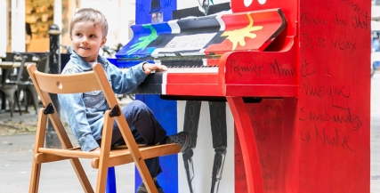 Piano Trial