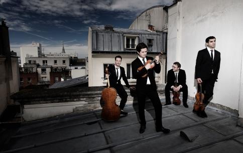 BBC Radio 3 New Generation Artists 3 - Van Kuijk Quartet