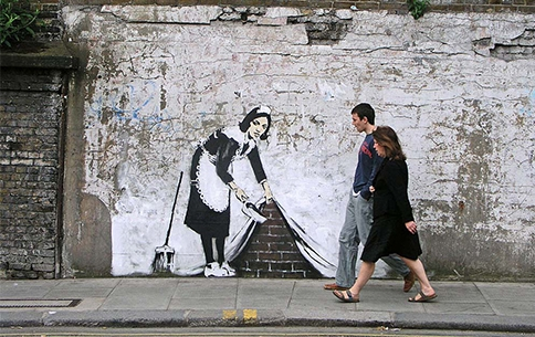 Banksy And The Street Art Revolution