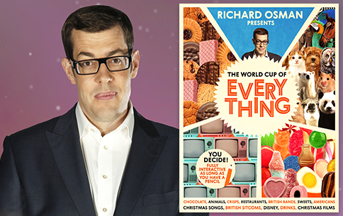 Richard Osman: The World Cup Of Everything
