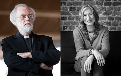 Rowan Williams And Salley Vickers