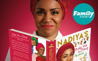 Nadiya Hussain: Bake Me A Story
