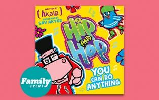Akala And Sav Present Hip And Hop