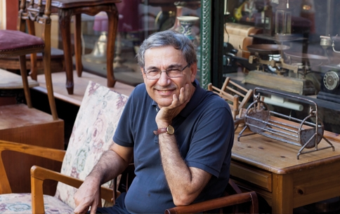 An Evening With Orhan Pamuk