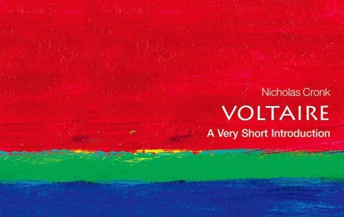 A Very Short Introduction To... Voltaire