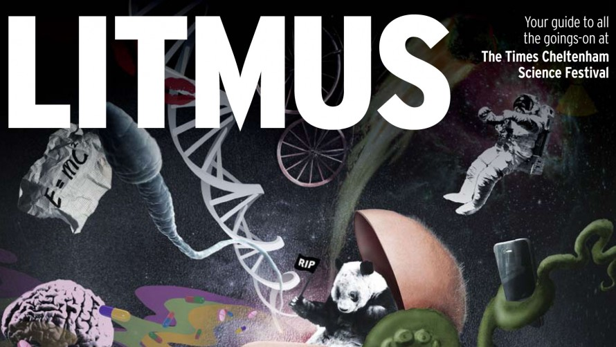 Front cover Litmus 1