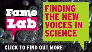 FameLab - Finding the new voices in Science