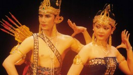 Javanese Dancers