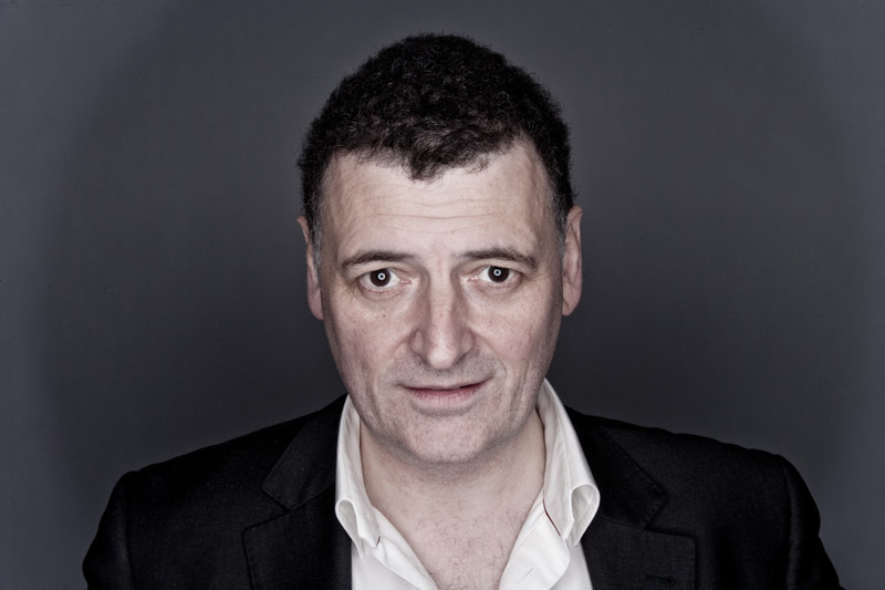 Watch Steven Moffat from Literature 2013 FREE online