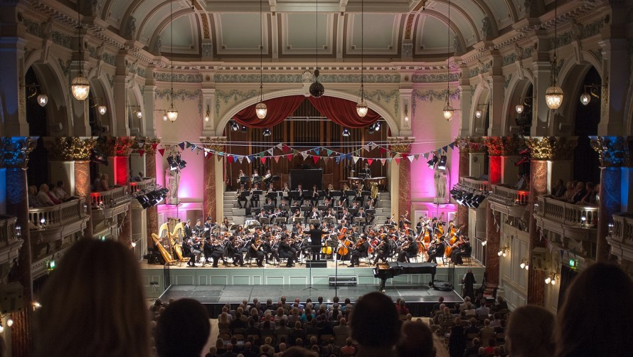 Town Hall at Cheltenham Music Festival