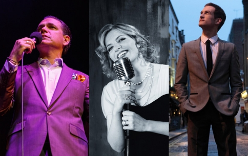 Kurt Elling / Clare Teal / Anthony Strong