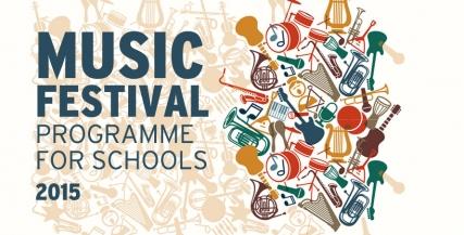Music Festival Programme for Schools 2015