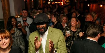 The Ultimate Jazz House Party 2015 [image: mcphersonstevens.com]