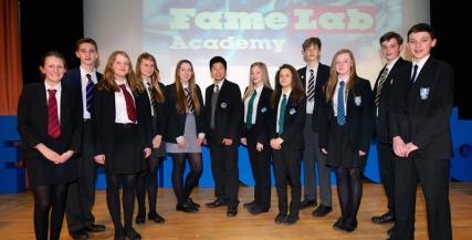 FameLab Academy 2014