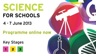 Science for Schools 2013 Brochure