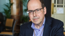 One of three new Science Festival Guest Directors: Rory Cellan-Jones