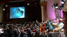 James Mayhew @ Cheltenham Music Festival 2012