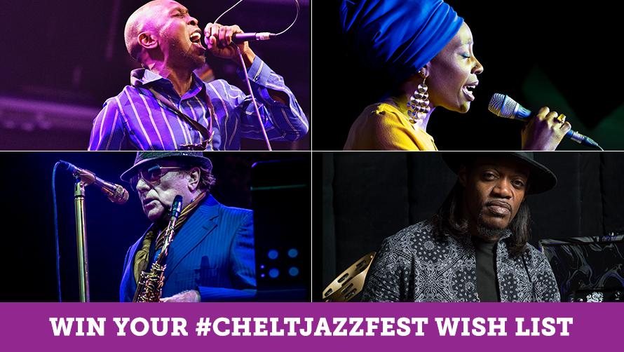 Cheltenham jazz festival book tickets in keshari