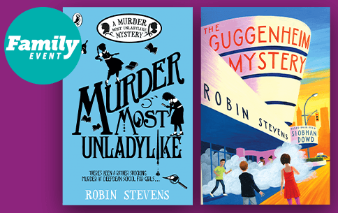 LB19 Mysteries With Robin Stevens