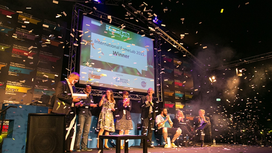 FameLab International Final