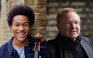 BBC National Orchestra of Wales, Brabbins and Kanneh-Mason