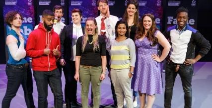FameLab UK 2017 Participants