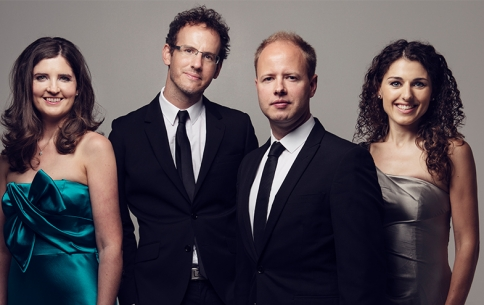 Carducci Quartet and David Cohen