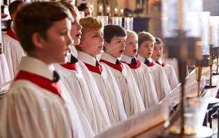 The Choir of King's College Cambridge