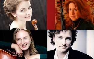 Eberle Masurenko Helmchen Hecker Quartet