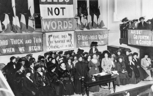 Cheltenham's Suffragettes