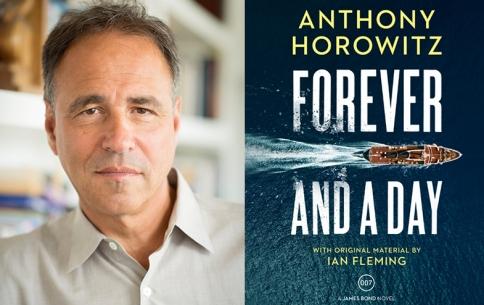 Anthony Horowitz: James Bond Is Back