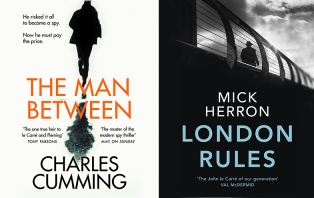The Sunday Times Must Reads: Charles Cumming And Mick Herron