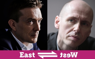 West Meets East: David Mitchell And David Peace