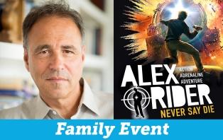 Anthony Horowitz: Alex Rider