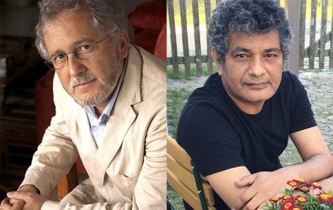 Héctor Abad (Image: Daniela Abad), Mohammed Hanif