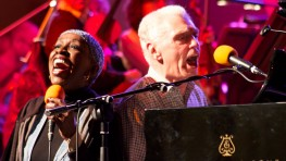 Georgie Fame at Jazz 2011