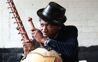 The Kora: 'African Harp' with Jally Kebba Susso