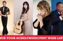 WIn Your Cheltenham Music Festival Wish List