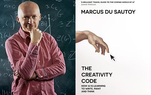 Marcus Du Sautoy: The Creativity Code